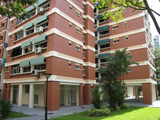 Blk 132 Clarence Lane (Queenstown), HDB 5 Rooms #376522