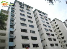 Blk 167 Stirling Road (Queenstown), HDB 3 Rooms #374842