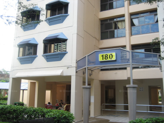 Blk 180 Bedok North Road (Bedok), HDB 4 Rooms #197562