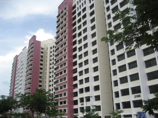 Blk 219C Bedok Central (Bedok), HDB 4 Rooms #179952