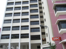 Blk 219C Bedok Central (Bedok), HDB 4 Rooms #183682