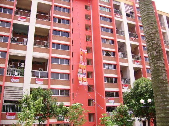 Blk 858 Tampines Avenue 5 (Tampines), HDB Executive #92042