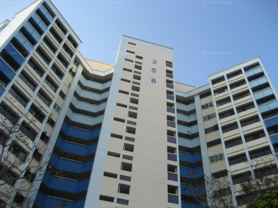 Blk 258 Serangoon Central Drive (Serangoon), HDB 5 Rooms #281082