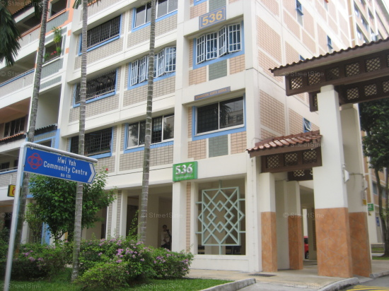 Blk 536 Serangoon North Avenue 4 (Serangoon), HDB 4 Rooms #280402