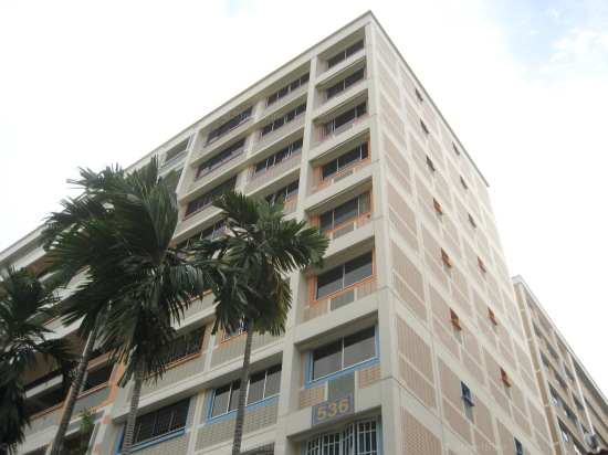 Blk 536 Serangoon North Avenue 4 (Serangoon), HDB 4 Rooms #280412