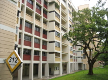 Blk 312 Shunfu Road (Bishan), HDB 5 Rooms #148442