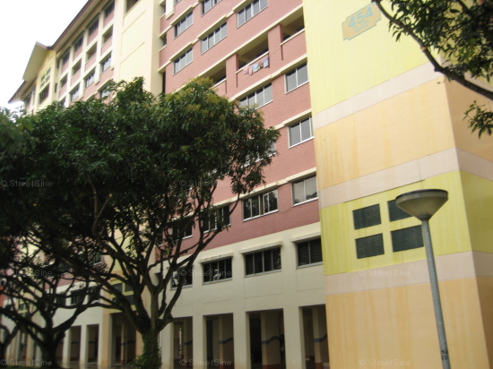 Blk 454 Sin Ming Avenue (Bishan), HDB Executive #147572