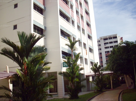 Blk 268 Toh Guan Road (Jurong East), HDB 5 Rooms #166942