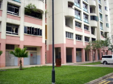 Blk 860 Jurong West Street 81 (Jurong West), HDB Executive #411812