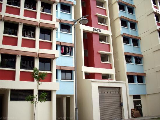 657B Jurong West Street 65 S642657 HDB Details