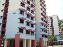 Blk 501C Wellington Circle (Sembawang), HDB 4 Rooms #232682