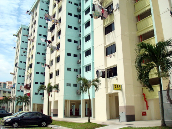 Blk 255 Yishun Ring Road (Yishun), HDB 4 Rooms #329572