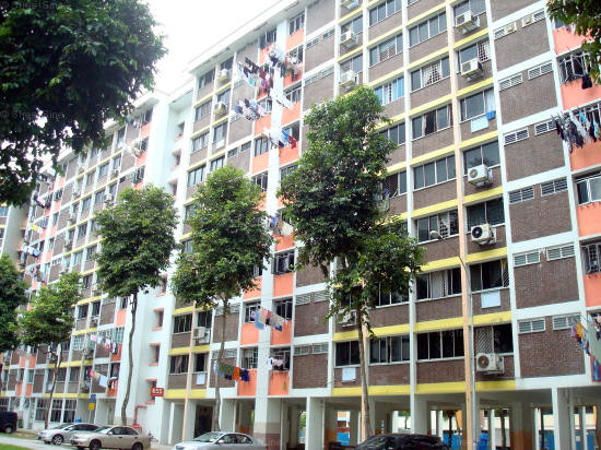 Blk 855 Yishun Ring Road (Yishun), HDB 4 Rooms #328412