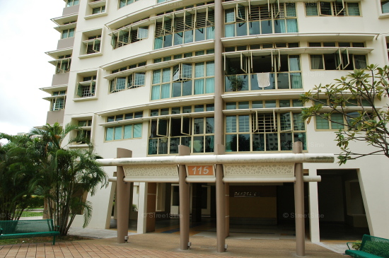 Blk 115 Edgefield Plains (Punggol), HDB Executive #3892