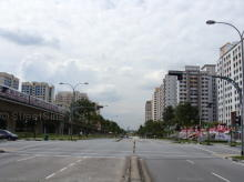 Choa Chu Kang Drive project photo