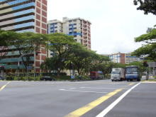 Blk 1 Hougang Avenue 3 - HDB