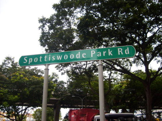 Spottiswoode Park Road #88512