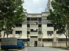 Blk 107 Yishun Ring Road - HDB