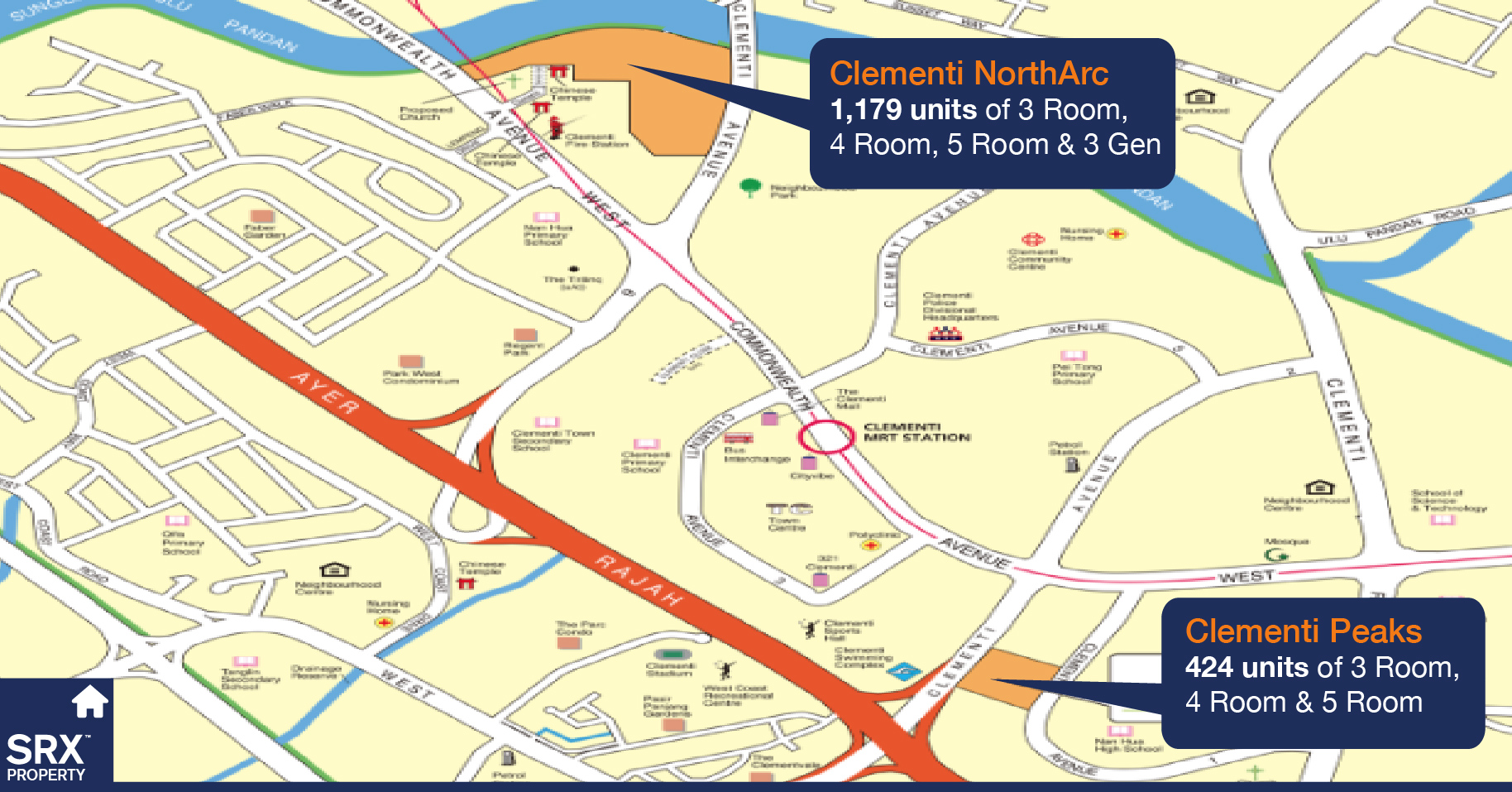 Cityvibe Clementi Northarc Peaks Bto Launch In February 2017