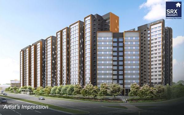 Boon Lay Glade Jurong West Jewel Bto Launch In February 2019