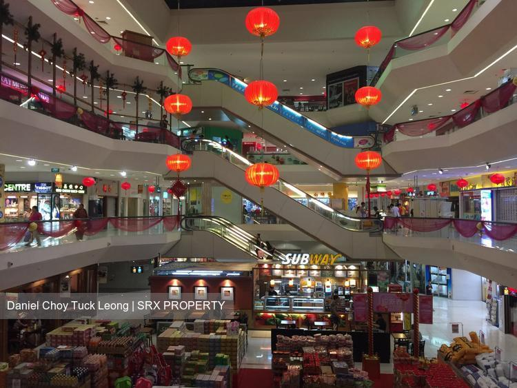 Bukit Timah Plaza / Sherwood Towers (D21), Retail #108659102