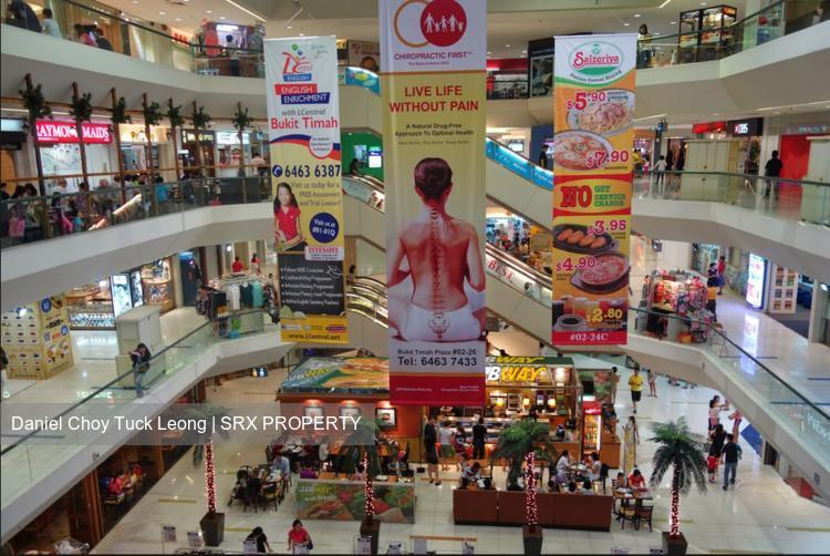 Bukit Timah Plaza / Sherwood Towers (D21), Retail #72474611