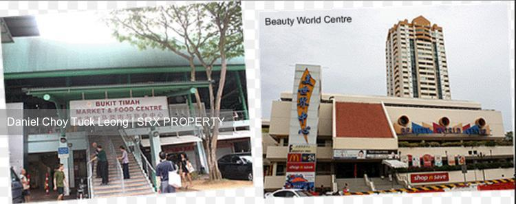 Bukit Timah Plaza / Sherwood Towers (D21), Retail #72474661