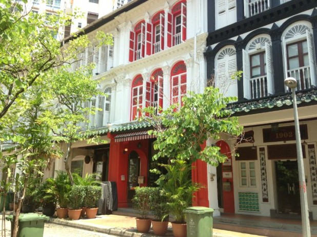 Tanjong Pagar Conservation Area