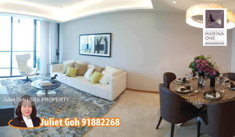 Marina One Residences (D1), Apartment #173599942