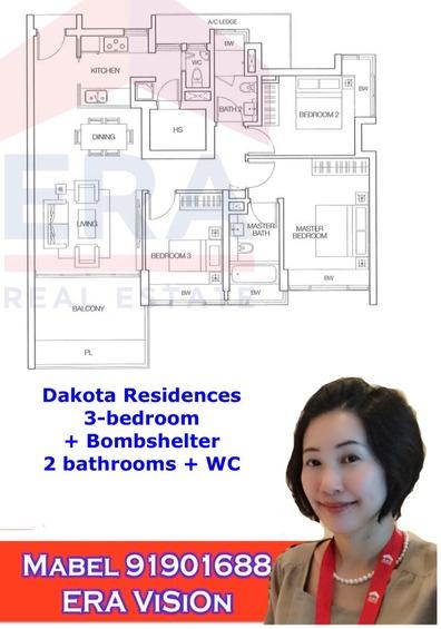 Dakota Residences