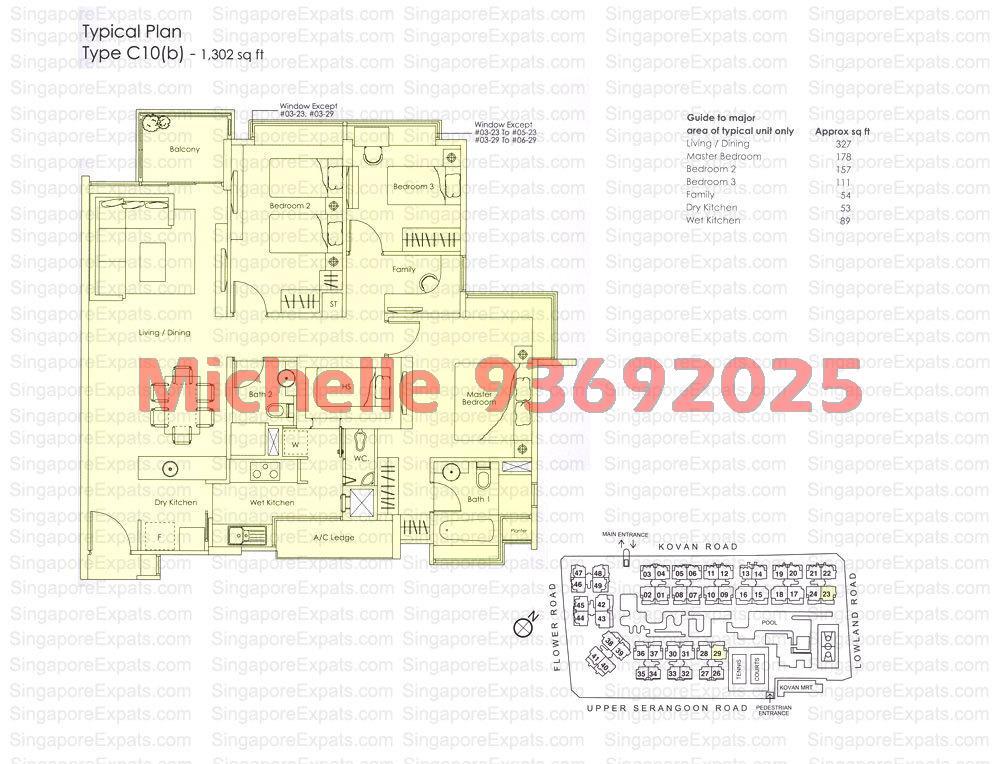 kovan melody d19 condominium for rent 66997742
