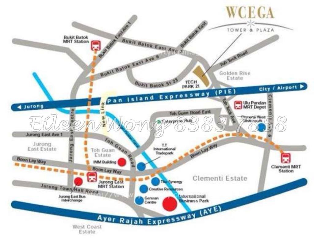 Wcega Plaza