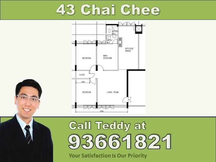 43 Chai Chee Street