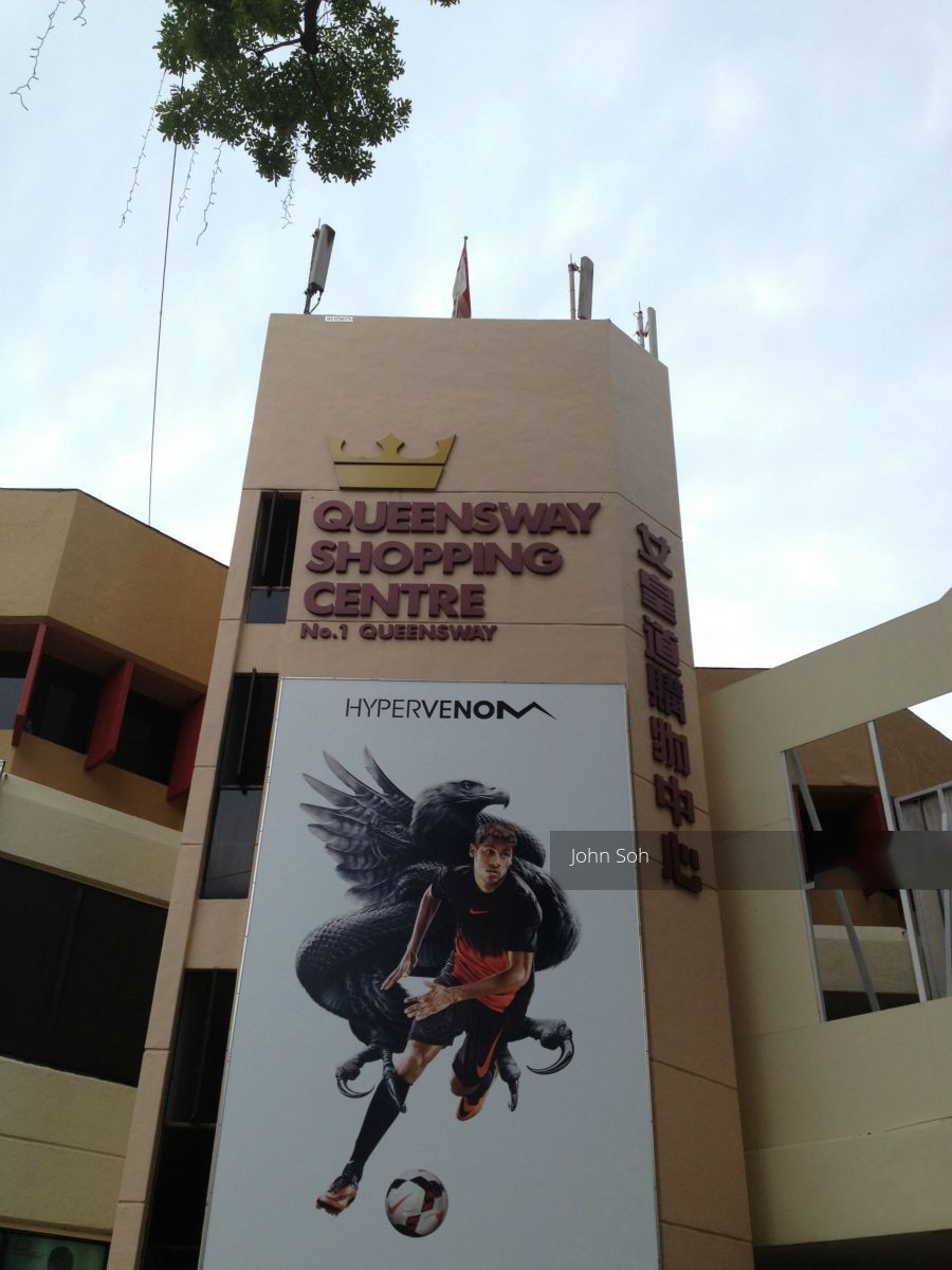 Queensway Tower / Queensway Shopping Centre