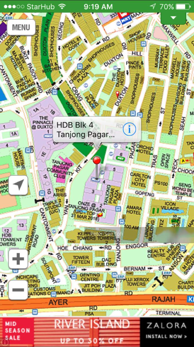 4 Tanjong Pagar Plaza