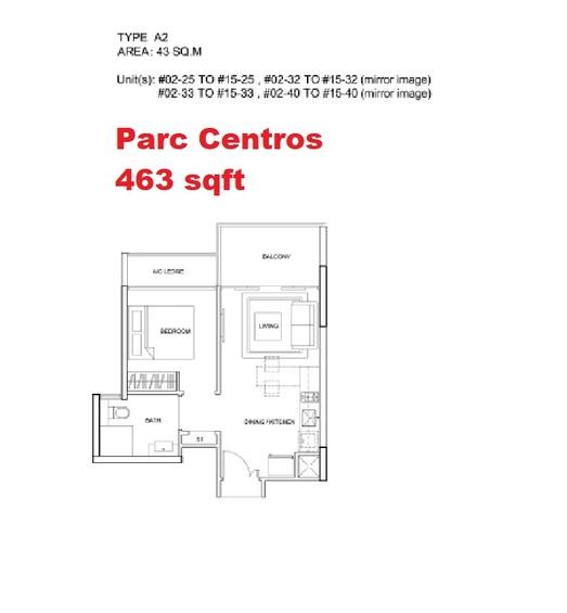 Parc Centros