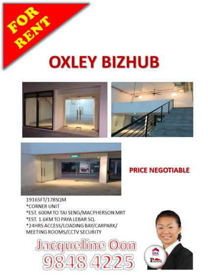 Oxley Bizhub