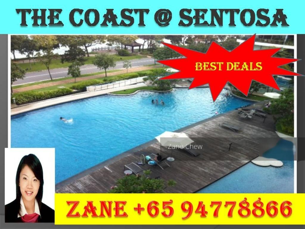 The Coast at Sentosa Cove