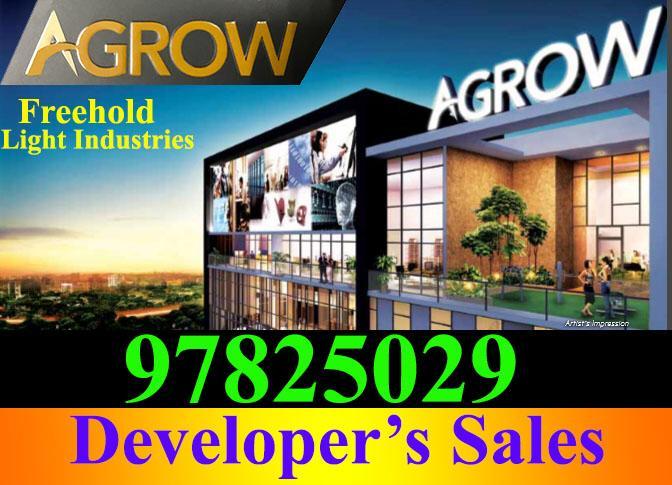 Agrow Building