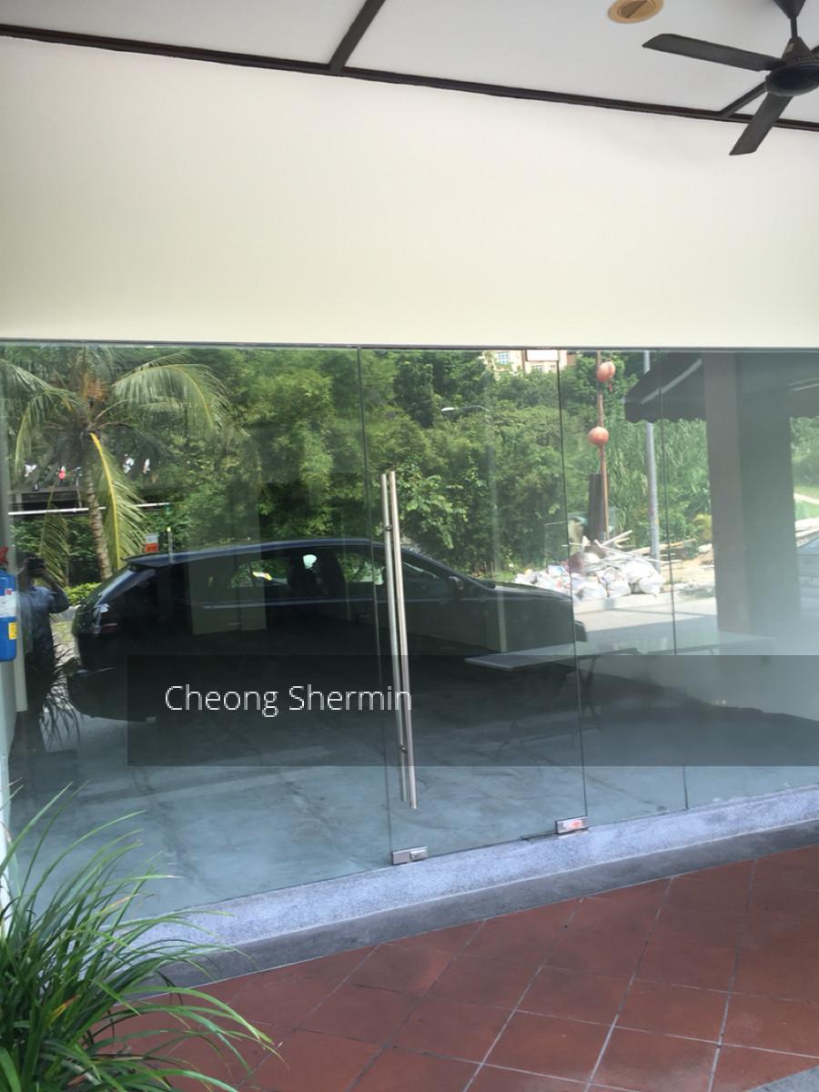 Upper Bukit Timah Road
