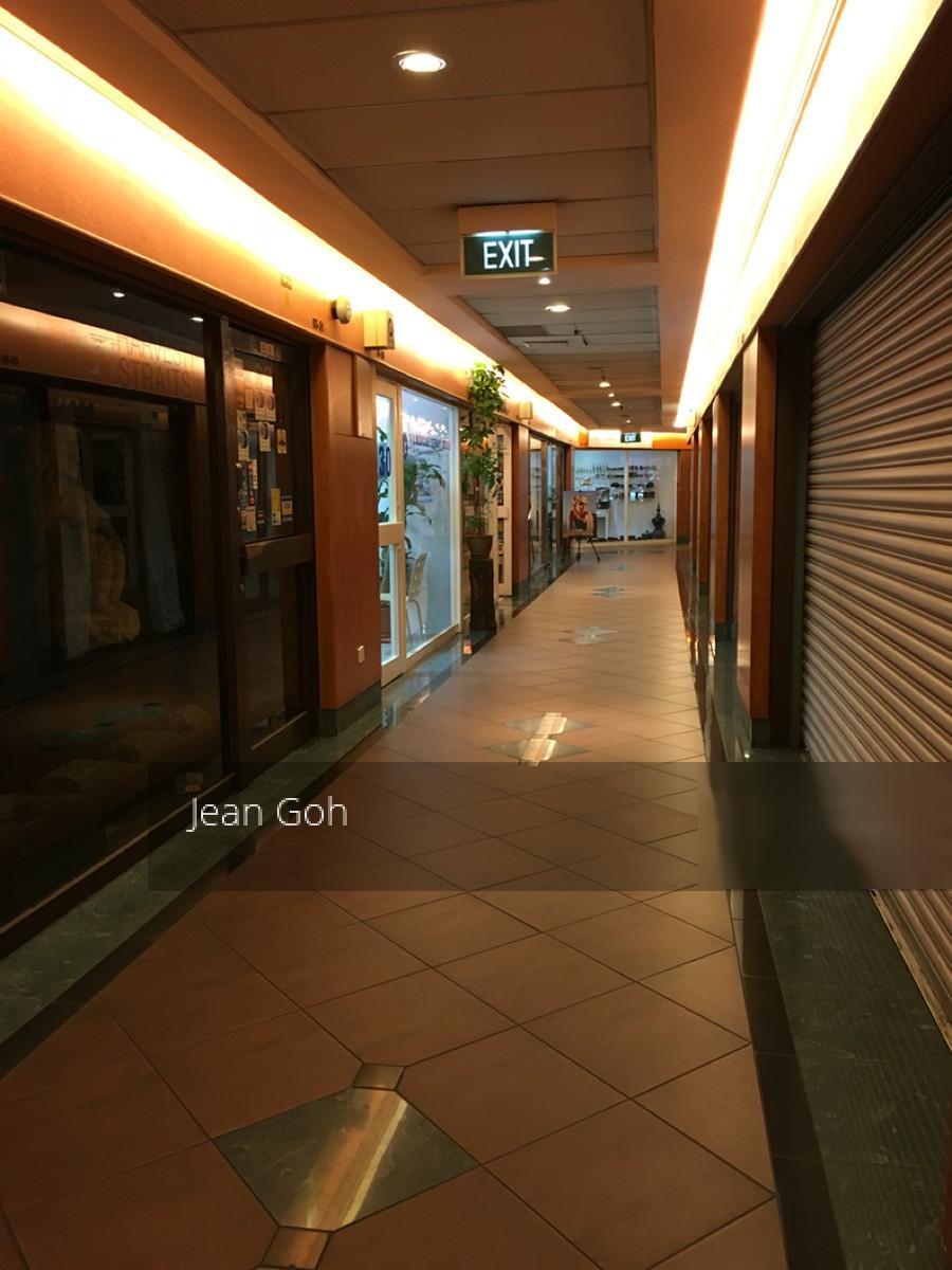 Tanglin Shopping Centre