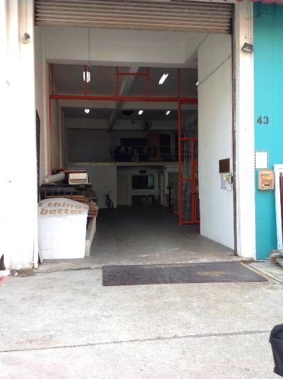 K.b. Warehouse Complex