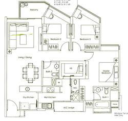 kovan melody d19 condominium for rent 74217502