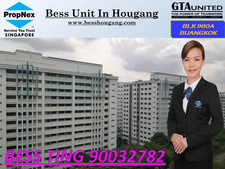 980A Buangkok Crescent