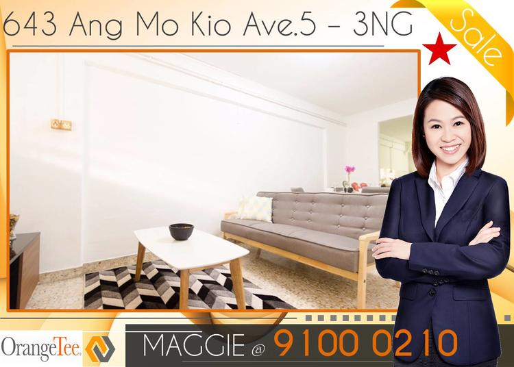 643 Ang Mo Kio Avenue 5