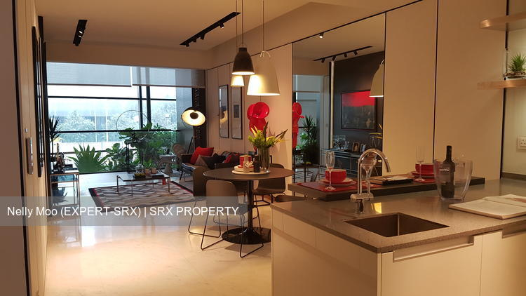 Marina One Residences (D1), Apartment #135206402
