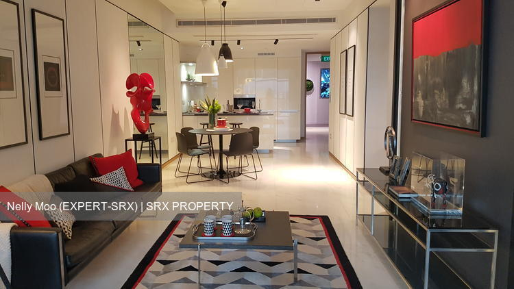 Marina One Residences (D1), Apartment #135206492