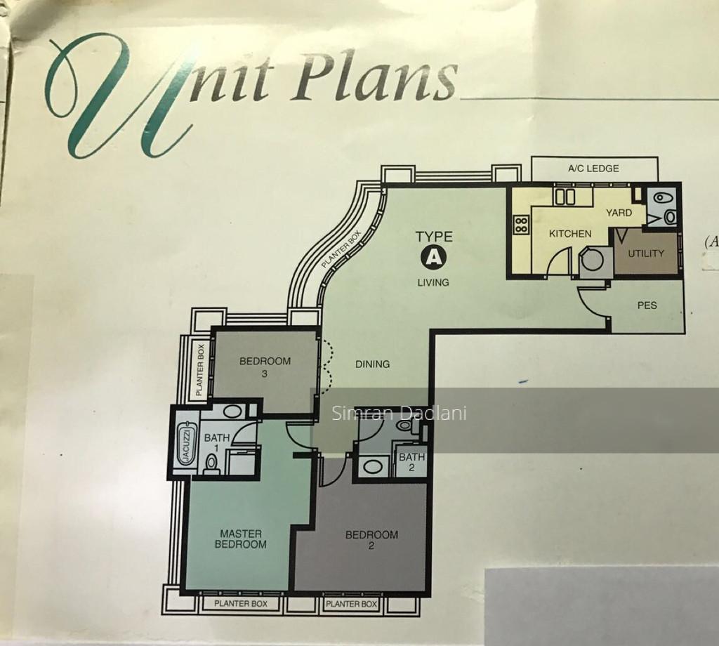 Emerald East (D15), Apartment