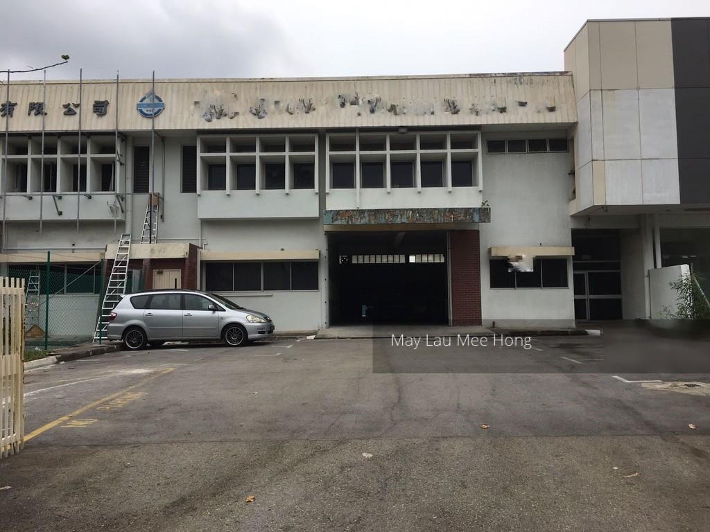 Loyang Industrial Estate