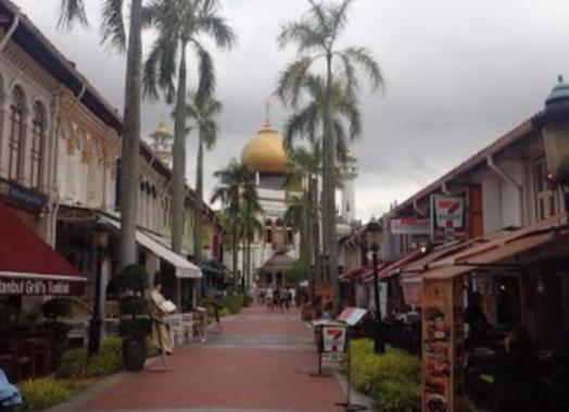 Sultan Gate Place